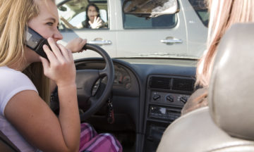 Are My Children Distracting Me While I Drive?