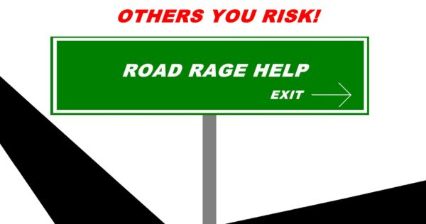 What Do I Do When a Driver is Engaging in Road Rage?