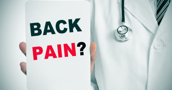 What is the Difference Between Chronic and Acute Back Pain?