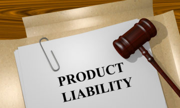 Product Liability in a Nutshell