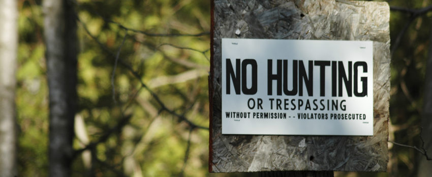 Hunting and Trespassing Laws for Your State